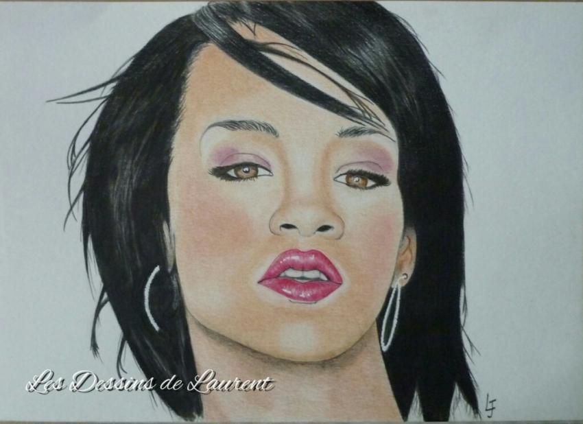 Rihanna por petitchuck